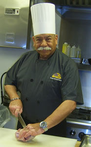 Chef Jerry Gallegos